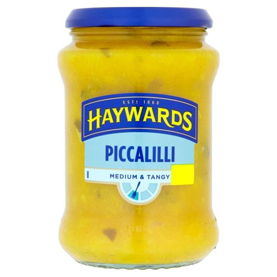 Haywards Piccalilli Medium & Tangy 400 g PM