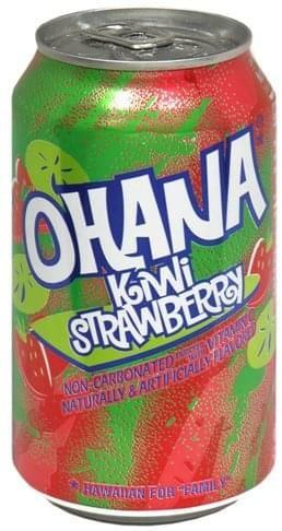 Faygo Ohana Kiwi Strawberry 355 ml