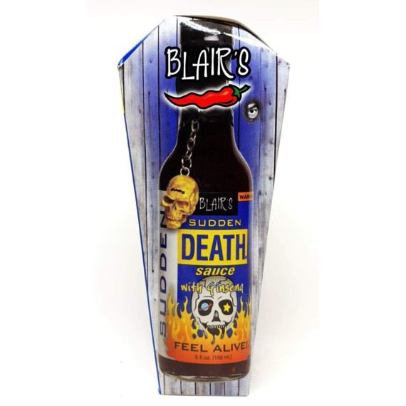 Blair's Sudden Death Sauce with Ginseng 150 ml