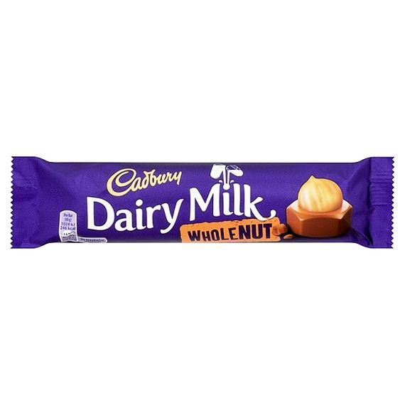 Cadbury Dairy Milk Wholenut 45 g