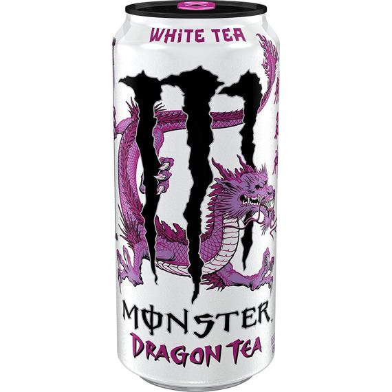 Monster Dragon Tea White Tea 458 ml