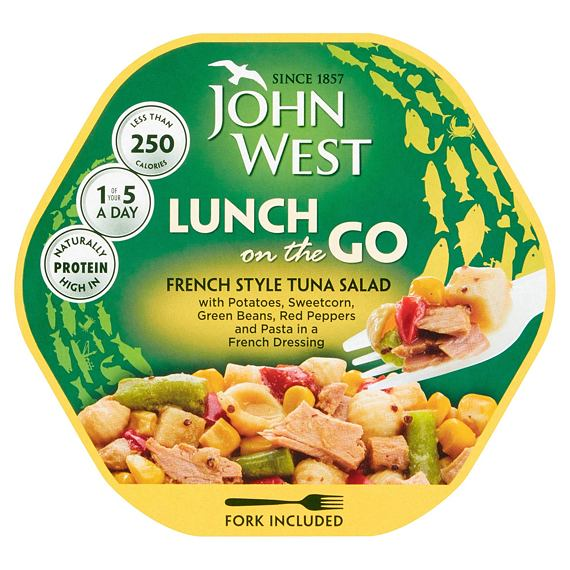 John West French Style Tuna Salad 220 g