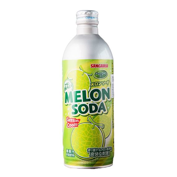 Sangaria Melon Soda 500 ml