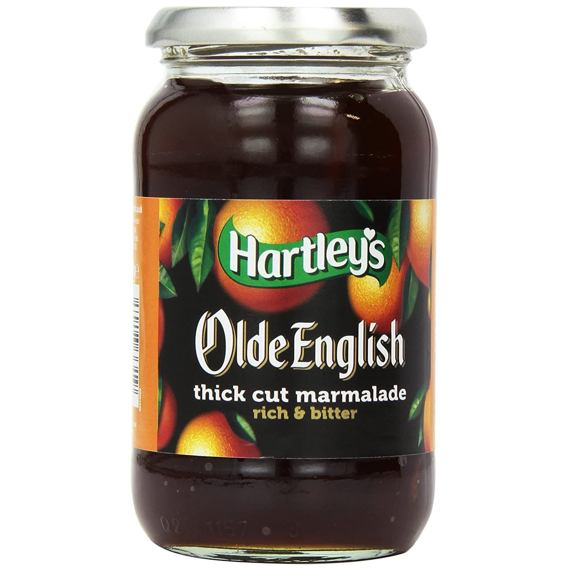 Hartley's Olde English Thick Cut Marmalade Rich & Bitter 454 g