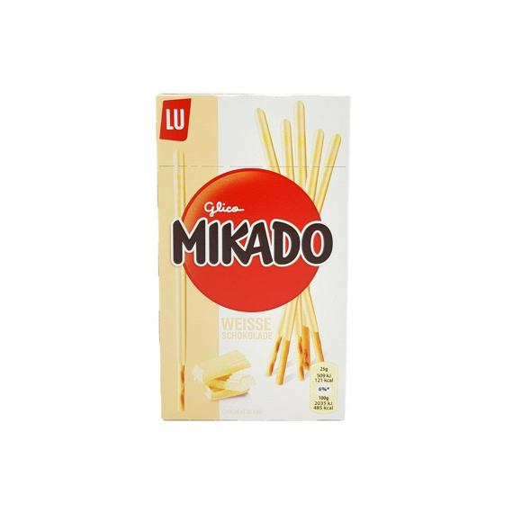 LU Mikado White Chocolate 75 g