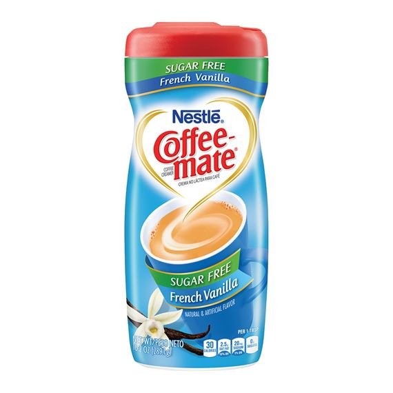Coffee-Mate French Vanilla Sugar Free 289.1 g