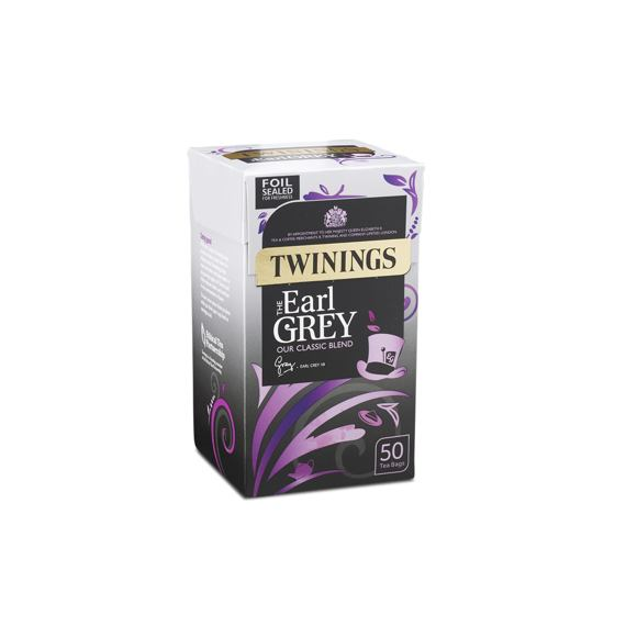 Twinings Earl Grey 50 ks 100 g