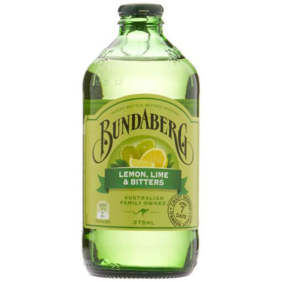 Bundaberg Lemon Lime 375 ml