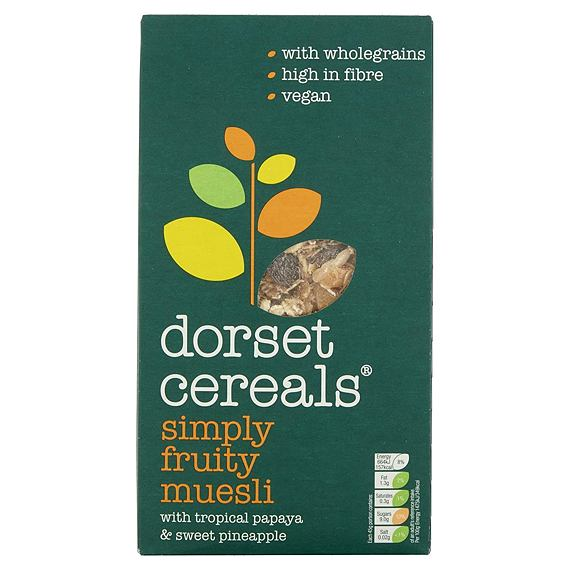 Dorset Cereals Simply Fruity Muesli 630 g