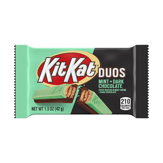 Kit Kat Duos Mint & Dark Chocolate 42 g