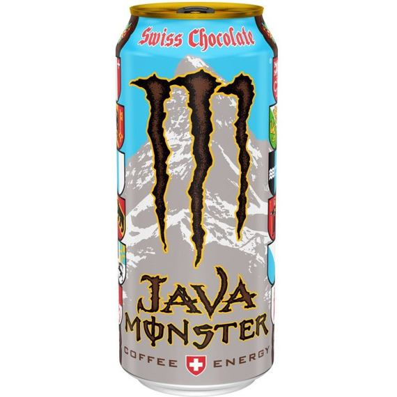 Monster Java Swiss Chocolate 443 ml