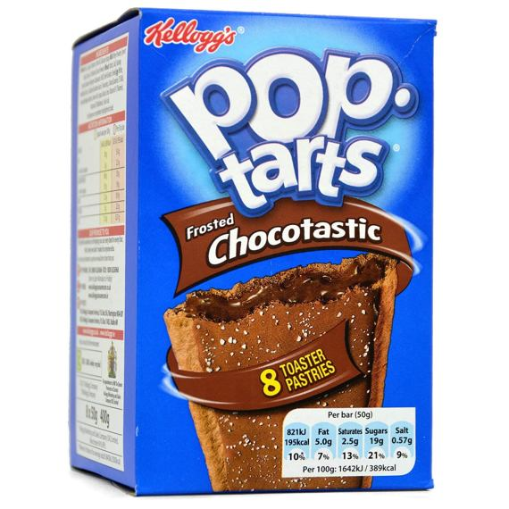 Pop-Tarts Frosted Chocotastic 400 g