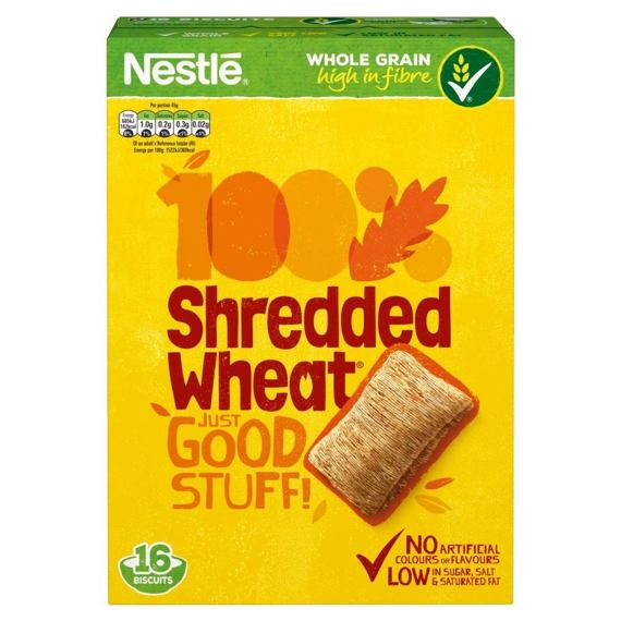 Shredded Wheat 16 x 22.5 g