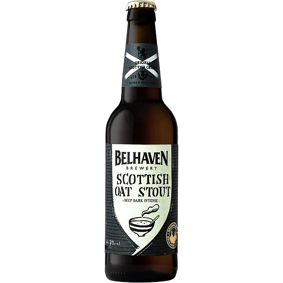 Belhaven Scottish Oat Stout 7 % 330 ml