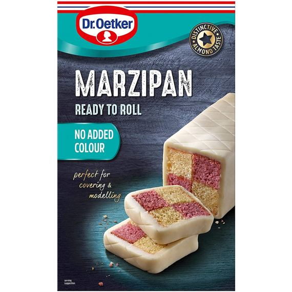 Dr. Oetker Ready To Roll Marzipan 454 g