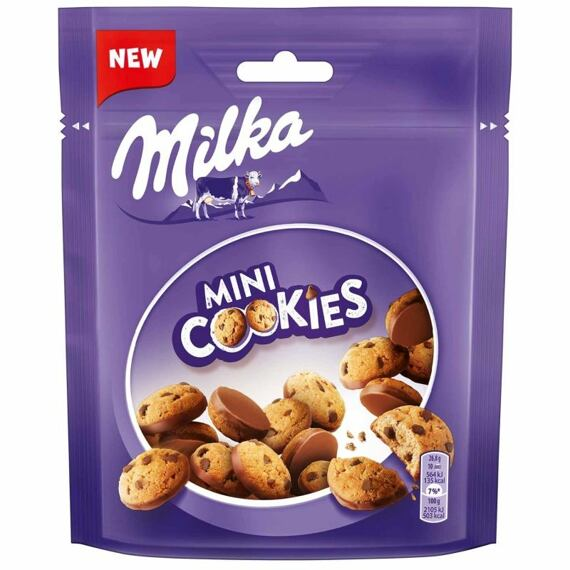 Milka Mini Cookies 110 g