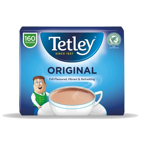 Tetley Original 160 ks 500 g