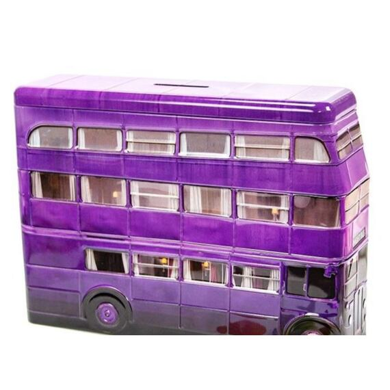 Harry Potter Knight Bus Tin with Chewy Candy 112 g