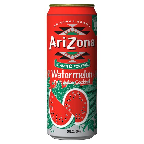 Arizona Watermelon Fruit Juice Cocktail 680 ml