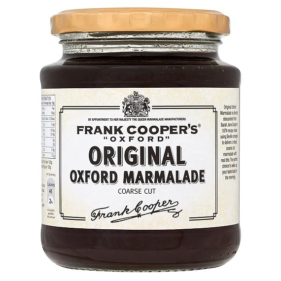 Frank Cooper's Original Oxford Marmalade Coarse Cut 454 g