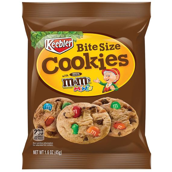 M&M's Bite Size Cookies 45 g