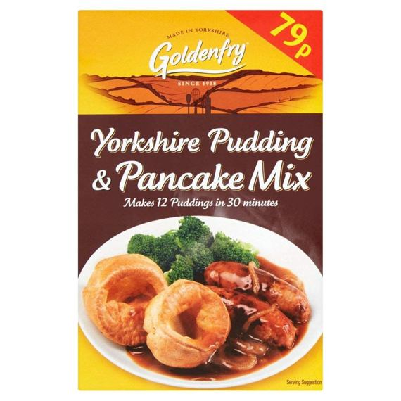 Yorkshire Puddings & Pancakes Mix 142 g