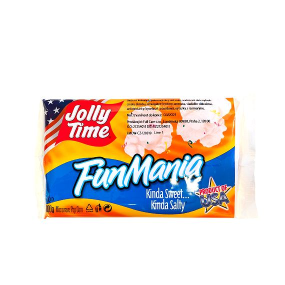 Jolly Time FunMania 100 g