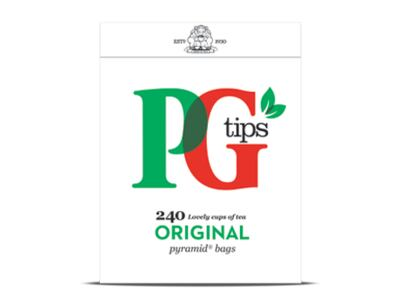PG Tips 240ks 696 g