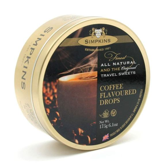 Simpkins Coffee Flavoured Drops 175 g
