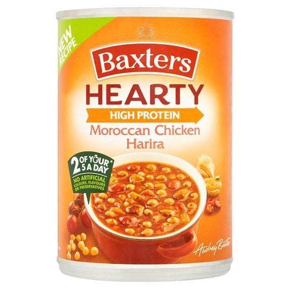 Baxters Hearty Moroccan Chicken Harira Soup 400 g