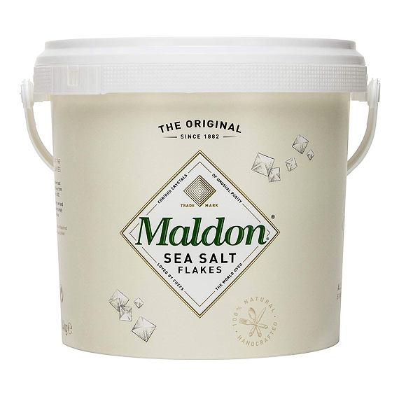 Maldon Sea Salt Flakes 1.4 kg