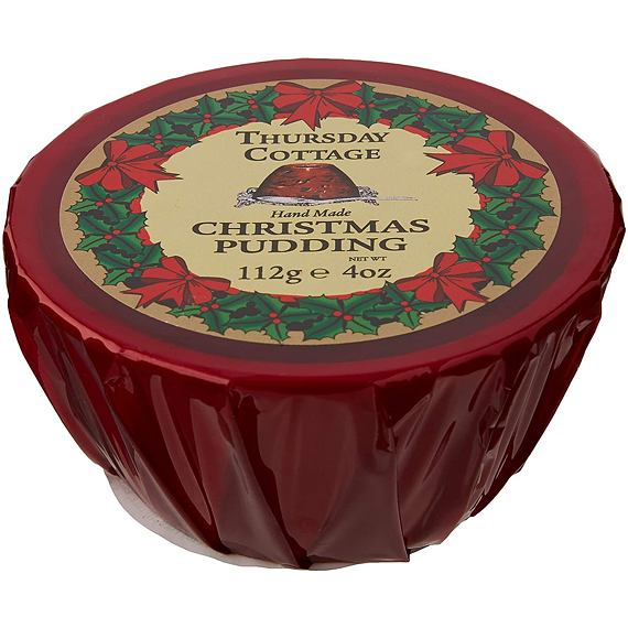Thursday Cottage Christmas Pudding 112 g