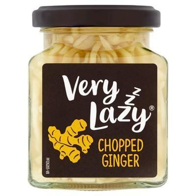 Very Lazy Chopped Ginger 190 g