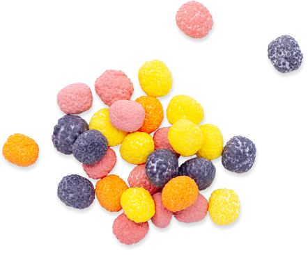 Nerds Sour Big Chewy 120 g