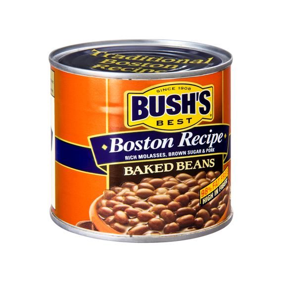 Bush's Boston Recipe Baked Beans 454 g