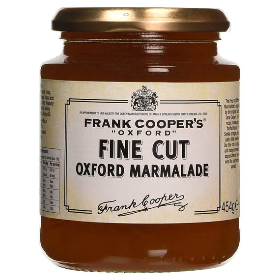 Frank Cooper's Oxford Fine Cut Orange Marmalade 454 g