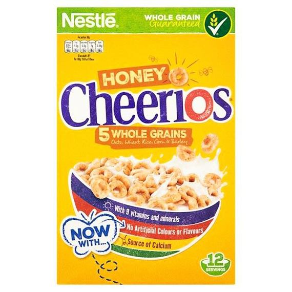 Cheerios Honey 375 g