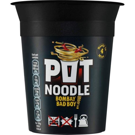 Pot Noodle Bombay Bad Boy 90 g