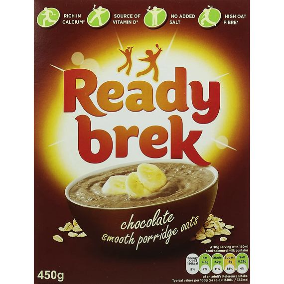 Ready Brek Chocolate 450 g