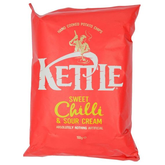Kettle Sweet Chilli & Sour Cream 150 g