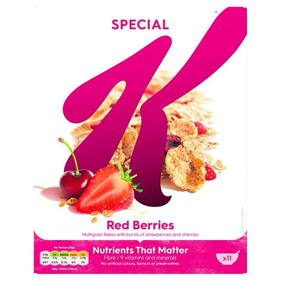 Kellogg's Special K Red Berries 330 g