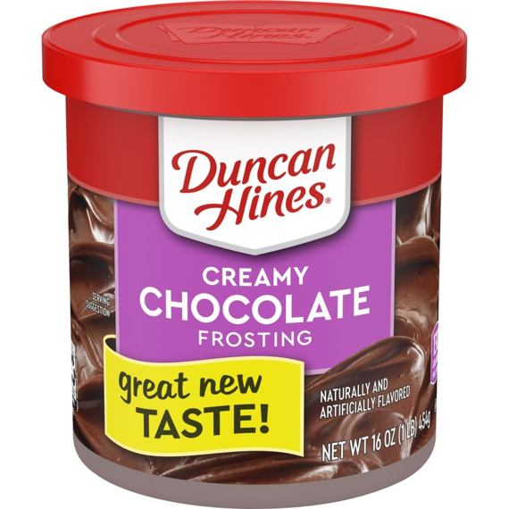 Duncan Hines Creamy Frosting Chocolate 454 g