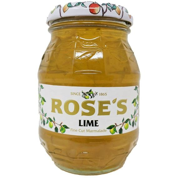 Rose's Fine Cut Marmalade Lime 454 g