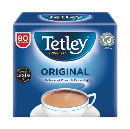 Tetley Original 80 ks 250 g PM