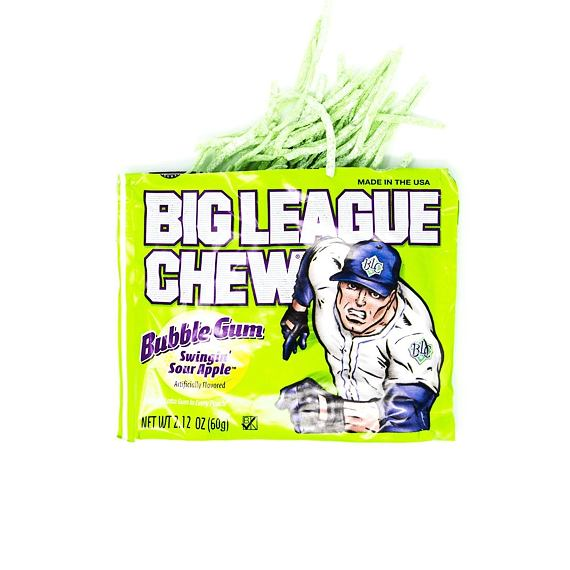 Big League Chew Apple 60 g