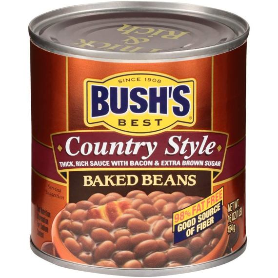 Bush's Country Style Baked Beans 454 g