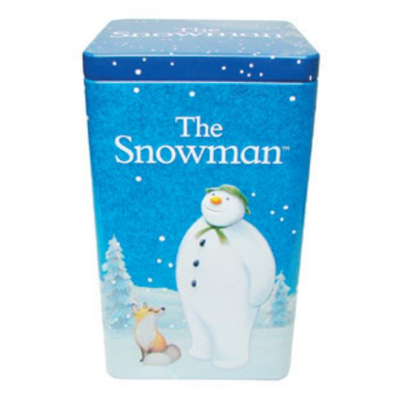 The Snowman Hot Chocolate & Mini Ginger Cookies 270 g