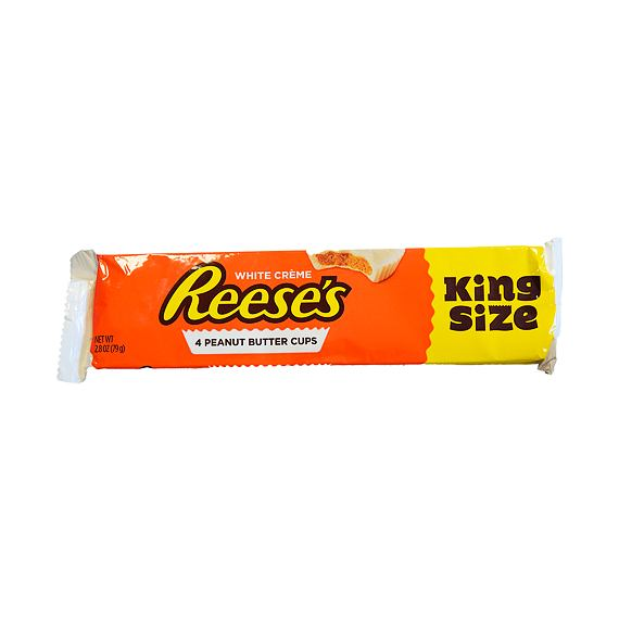 Reese's 4 White Peanut Butter Cups King Size 79 g