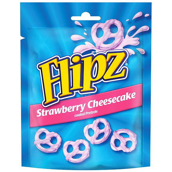 Flipz Strawberry Cheesecake 90 g