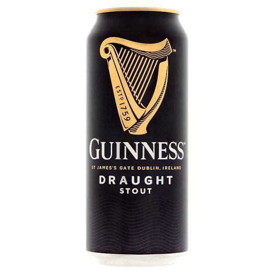 Guinness Draught Stout 4.2% 440 ml